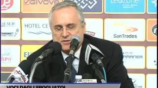 INTERVISTA CLAUDIO LOTITO DOPO GARA SALERNITANA-BARI