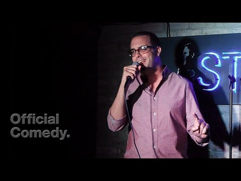 Bottle Opener Sandals - Joe DeRosa - Official Comedy Stand Up