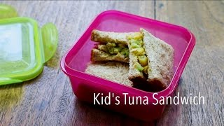 Kid's Tuna Sandwich