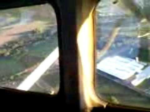 Everton Zocante  passeio de aviao em cianorte