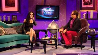 Nicole Scherzinger - Interview (Alan Carr Chatty Man - 30th October 2011)