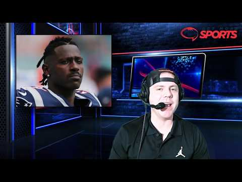 Antonio Brown's Burner Account Exposed and it's Embarrassing! | GMS Podcast