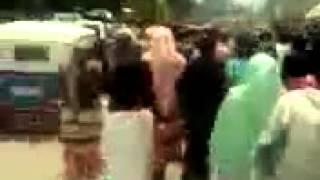 Demonstration Takes Place In Gonder May 22, 2013: ECADF Ethiopian News Videos