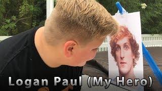 Logan Paul (My Hero) - An Original Song by Zircon