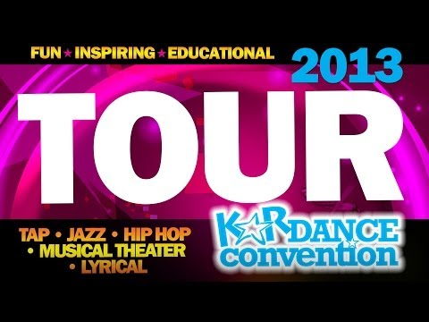 KARtv Presents: 2013 KAR Dance Convention Tour