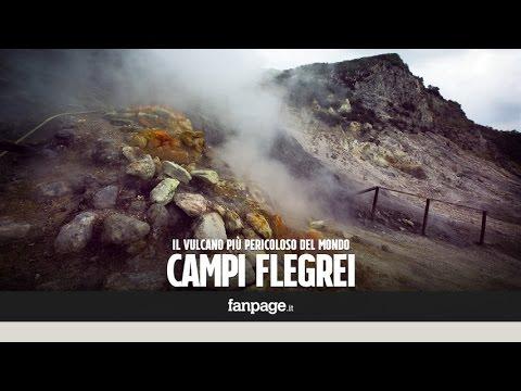 campi flegrei: nessun piano di evacuazione per il vulcano!