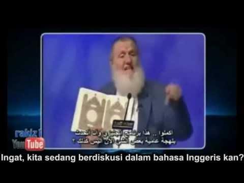 Perjalanan menuju Islam - hidayah melalui diskusi 1