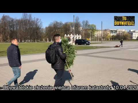 Rożnica pomiędzy Kaczyńskim, a zwykłym plebsem – interwencja wojska pod pomnikiem