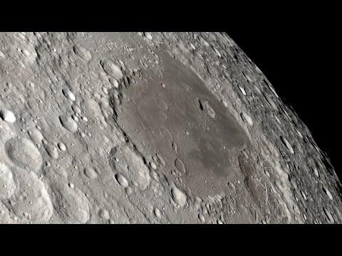 NASA показало, что видел экипаж «Аполлона 13» при полёте на Луну