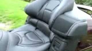 9. MCN: Honda Goldwing Comfort first ride