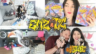Emzotic Vlogs 2018 | Channel Trailer | Pet Life by Emzotic