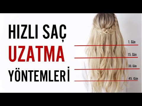 Video HIZLI SAÇ UZATMA YÖNTEMLERİ!! download in MP3, 3GP, MP4, WEBM, AVI, FLV January 2017