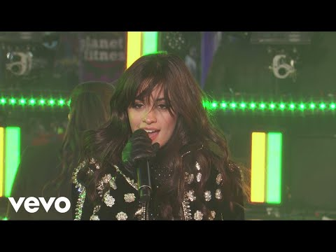 Camila Cabello - Havana (Dick Clark's New Year's Rockin' Eve)