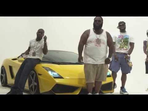 New Video: King Bo & Russ Blade (Kartel Gang) feat. Uncle Murda & Red Cafe- I'm Dat Nigga (Official Video)