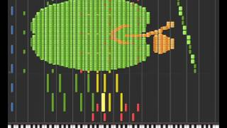 Synthesia bad apple