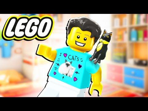 I'M IN LEGO!! (видео)