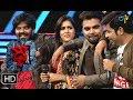 Dhee 10   2nd August 2017  Full Episode   ETV Telugu