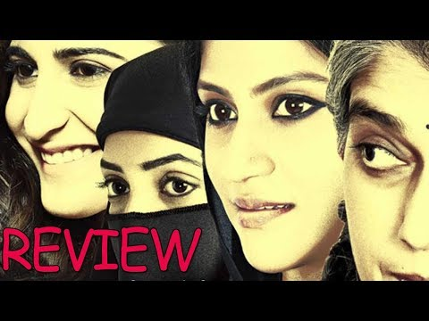 Lipstick Under My Burkha Full Movie Review - Konkona Sen Sharma, Ratna Pathak, Aahana Kumra