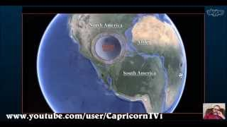 Broussard (LA) United States  city images : Capricorn TV Interview Gill Broussard PLANET-X (7X)