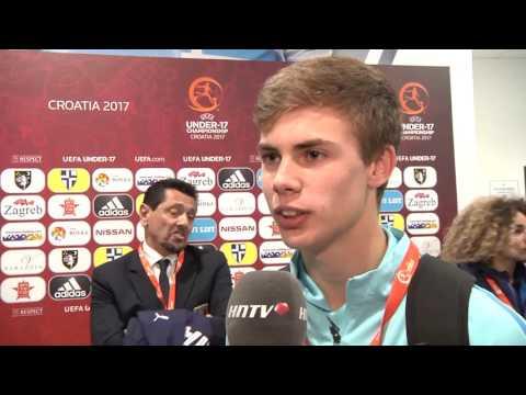 Tomislav Krizmanić nakon utakmice protiv Italije