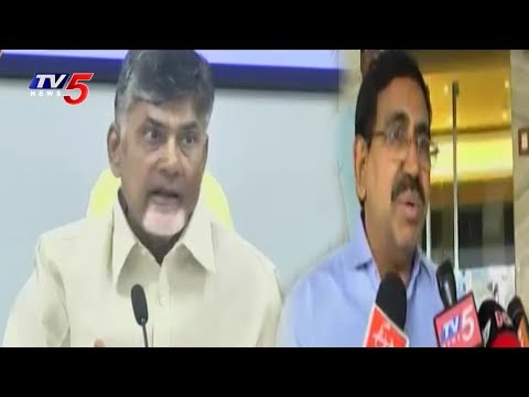 CM Chandrababu, Minister Narayana Over NGT Green Signal for Amaravati Constructions
