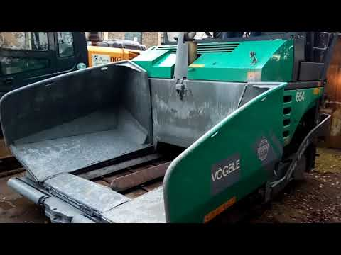WIRTGEN GROUP ASPHALT PAVERS SUPER 1800 2 equipment video IlwxiwZHjGQ