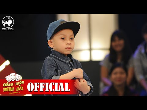 Siêu nhí triệu view An Khang làm giám khảo