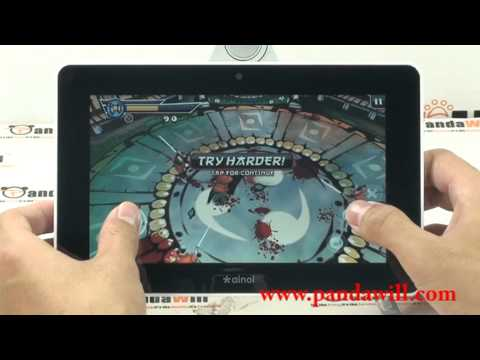 Review on Ainol Novo 7 Advanced II Android 4.0 A10 Chip with 2.0MP Camera and HDMI Tablet
