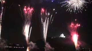 第34回日本ライン夏祭り納涼花火大会(2)