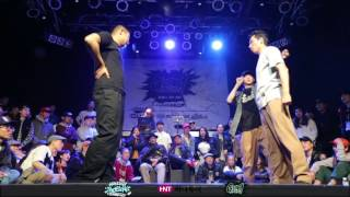 Tai & 이승확 vs Soul Bin & Poppin Mett – Get Moving Vol.9 POPPING QUARTER FINAL