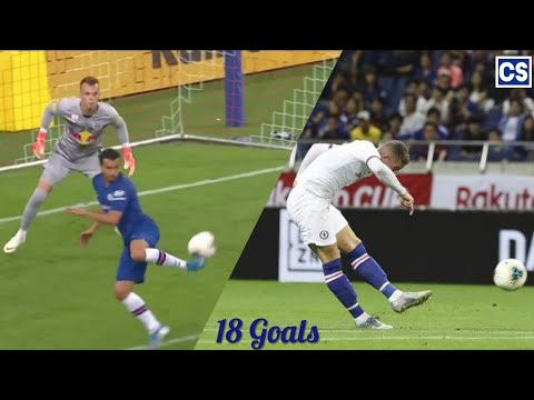 18 GOALS ● All Chelsea Pre-Season Goals Under Frank Lampard || HD