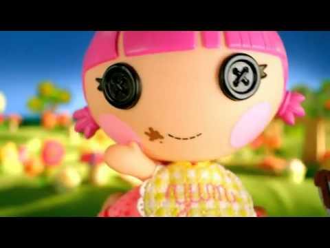 """Кукла МАЛЫШКА LALALOOPSY серии """"Сладкоежки"""" - ПАСТИЛА (с аксессуарами)"""