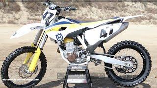 5. First Ride 2015 Husqvarna FC450 -Motocross Action Magazine