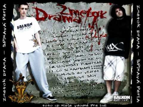 Zmetok Drama - Spomienka ft. Balkon (pr. Damian Custom) / Špinavá Perla