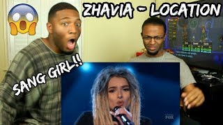Video Zhavia: She's Only 16 But Wait What Happens When She Opens Her Mouth | S1E1 | The Four (REACTION) MP3, 3GP, MP4, WEBM, AVI, FLV Maret 2018