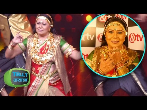 DIWALI SPECIAL : Bhabho aka Neelu Vaghela's Rocking Dance | Diya Aur Baati Hum (видео)