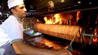 Video TURKISH STREET FOOD : You've NEVER Seen this Before!!! KEBAB HEAVEN + Street Food in Izmir Turkey MP3, 3GP, MP4, WEBM, AVI, FLV Juli 2019