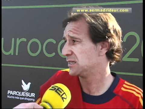 España pasa a la final de la Eurocopa de fútbol indoor celebrada en Parquesur