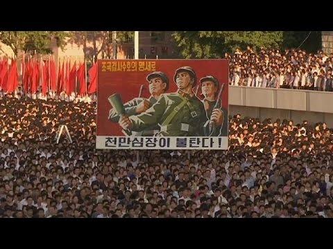 Τα 66 χρόνια από την έναρξη του Πολέμου της Κορέας γιορτάζει η Πιονγκγιάνγκ