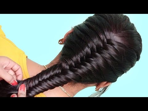 Everyday Hairstyles for School Girls  hairstyles  Hair Style Girl  Hairstyles for long hair 2019