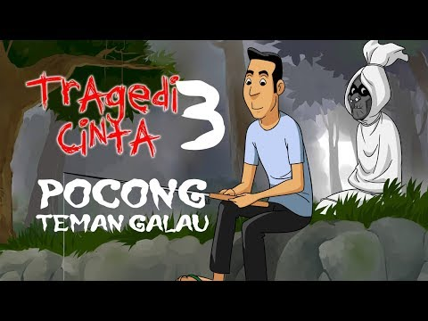 Pocong Teman Galau  (Tragedi Cinta 3)