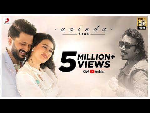 Aainda - Official Video   Arko   Riteish Deshmukh   Madalina Bellariu   Latest Hit Song 2017