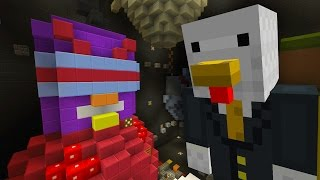 Minecraft Xbox - Hide and Seek - Angry Birds The Movie