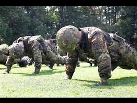 US ARMY Basic Training (Boot Camp) preparation- by Kevin Hunter