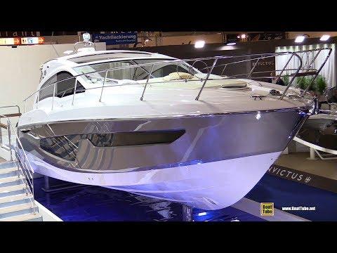 2018 Sessa Marine C38 Motor Yacht - Walkaround - 2018 Boot Dusseldorf Boat Show