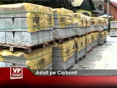 Asfalt pe Carbonit