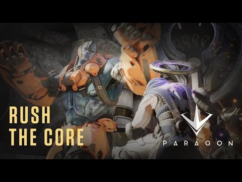 Paragon – 3rd-Person MOBA – New Heroes Revealed – HD Gameplay Trailer