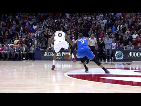 Video: Jeff Teague Strips Westbrook and Throws it Down