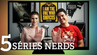 Se inscreva no canal da Mell - https://www.youtube.com/channel/UChK0tRb4CyNxqxl-Qj-yDHg Que tal uma listinha com 5 ótimas séries nerds? A Mell do canal Yada ...