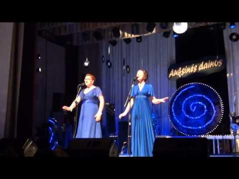 Rasa ir Aleksandra - Mana daina (80-ųjų Auksinės dainos, ZKC, 2013)